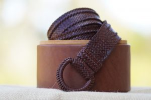 Double and Triple Ridged Belts